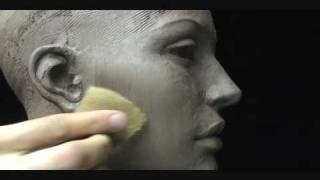 getlinkyoutube.com-Clay sculpting tools.