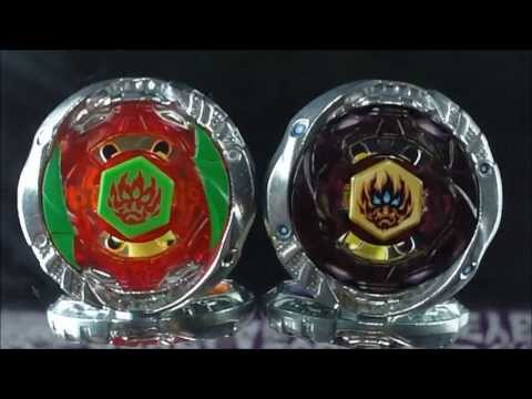Beyblade Phantom Orion B:D (Hasbro VS Takara Tomy) The Difference HD! AWESOME