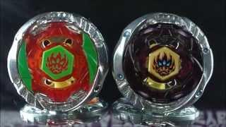 getlinkyoutube.com-Beyblade Phantom Orion B:D (Hasbro VS Takara Tomy) The Difference HD! AWESOME