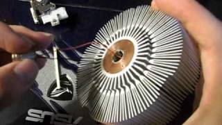 getlinkyoutube.com-Producing a Burning Laser 200~300 mw DVD Open Can Laser Diode Used.