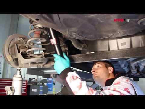 Где в Hyundai Getz находятся передние пружины