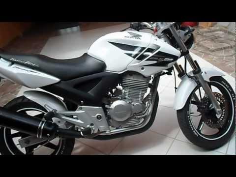 Honda Cbx 250 Twister Top Speed 2013 New Honda Cbx 250 Twister