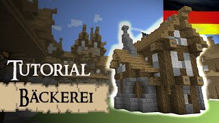 getlinkyoutube.com-BÄCKEREI - Minecraft Mittelalter Tutorial (German)