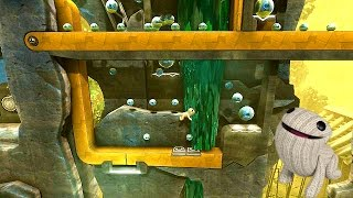 getlinkyoutube.com-Mountain Park Run - LittleBigPlanet 3 LBP3 PS4