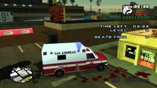 getlinkyoutube.com-GTA San Andreas | How To Get Max Health At The Start