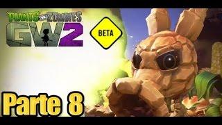 getlinkyoutube.com-Plants vs Zombies Garden Warfare 2 BETA - Parte 8 LANZAPEDROLOS - Español
