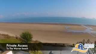 getlinkyoutube.com-Beach Chalet L35 The Warren | Abersoch, North Wales