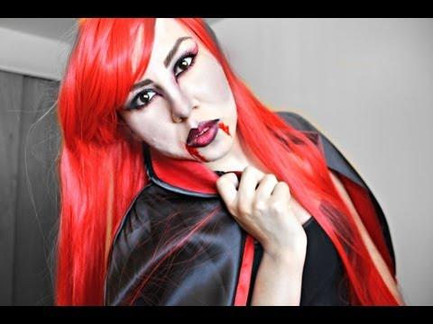 Maquillaje De Vampiro - Halloween