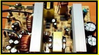 getlinkyoutube.com-Переделка компьютерного блока питания в лабораторный БП