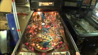 getlinkyoutube.com-Tales of the Arabian Nights Pinball Machine