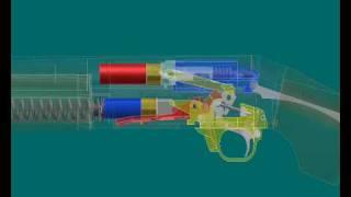 getlinkyoutube.com-Benelli 201 SL 80 Shotgun with Inventor