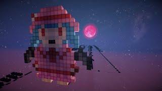 getlinkyoutube.com-【Minecraft】音ブロックで亡き王女のためのセプテット【NoteBlock】