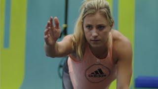 getlinkyoutube.com-Angelique Kerber: How the gym has changed my tennis