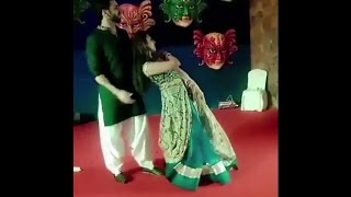 getlinkyoutube.com-Inside Video of Divyanka Tripathi's Sangeet Ceremony