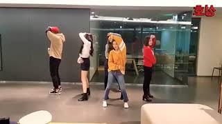 Red Velvet - Peek-A-Boo Dance Practice Mirror