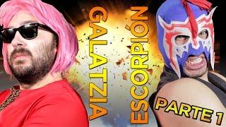 getlinkyoutube.com-Escorpión Dorado VS Galatzia PARTE 1