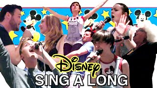 getlinkyoutube.com-LeakyCon Disney Sing A Long with Jon Cozart, Jackie Emerson AND MORE!