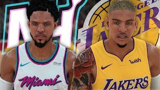 NBA 2K18 MyCAREER - DeShawn Harris + Eli Harris (Short Story)