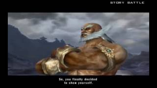 getlinkyoutube.com-Tekken 5 - Jinpachi Interludes