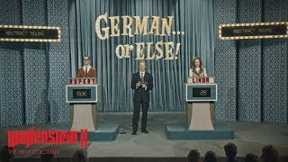 Wolfenstein II: The New Colossus - German or Else!