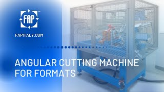 Cutter for Angular Format / Cutting Machine for Foam Angular Protection Formats