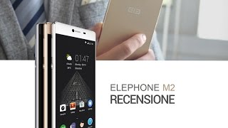 getlinkyoutube.com-Elephone M2 (clone Huawei P8?) recensione in italiano by GizChina.it