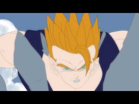 Dragonball absalon episode 2 fight scene test
