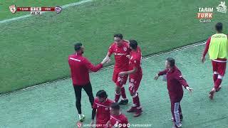 Yılport Samsunspor-Hacettepe geniş maç özeti|TIKLA/İZLE