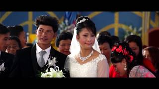 Khasi Christian wedding compact version || Arbest Weds Fairycia