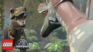 getlinkyoutube.com-LEGO: Jurassic World - The Spinosaurus - Part 12 [Jurassic Park 3] - Xbox One Gameplay
