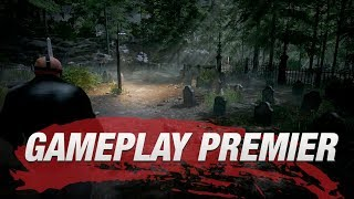 Friday the 13th: The Game - Early-alpha Gameplay