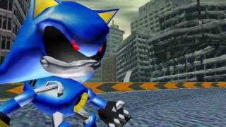 Metal Sonic in SADX-DOWNLOAD IN DESCRIPTION
