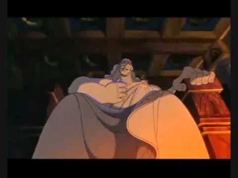 Hercules - L'incontro con Zeus (fandub ITA)