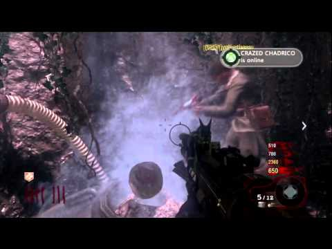 New! Black Ops Zombies: Shangri La - MAJOR Easter Egg Part 4: Shrink The Meteor