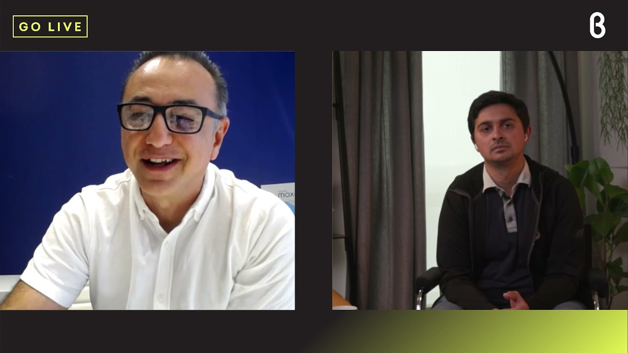 Founder Exchange with Paolo Pirjanian, Founder & CEO, Embodied