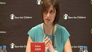 España, a la cola en reducir la pobreza infantil