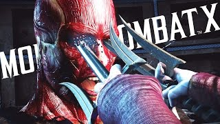 getlinkyoutube.com-BEING EATEN ALIVE! - Mortal Kombat X