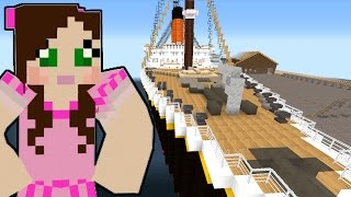 getlinkyoutube.com-Minecraft: TITANIC MOVIE - DON'T JUMP OFF THE SHIP! - Custom Roleplay [1]