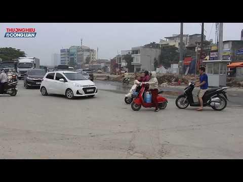 Đường Phạm Văn Đồng vẫn ngổn ngang sau gần 3 năm thi công mở rộng