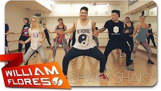 getlinkyoutube.com-William Flores - Shaky Shaky (Daddy Yankee)