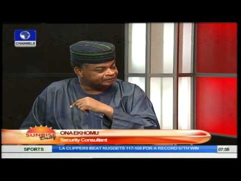 Borno School Abduction: Security Expert Tells Government To Work Harder and Smarter PT2