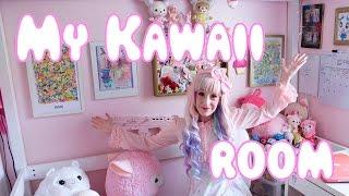 getlinkyoutube.com-Lovely Lor's Kawaii Room