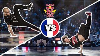Alcolil vs Lilou - Battle 4 - Red Bull BC One World Final 2014 Paris
