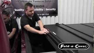 getlinkyoutube.com-Personal Caddy Install and Features for Fold-a-Cover Tonneau Cover