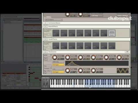 Sound Design Tutorial w/ Native Instruments Kontakt: MIDI, Loop Slicing + Resampling