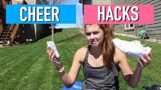 10 Weird Cheer Hacks!