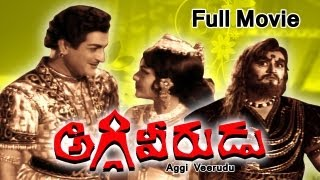 getlinkyoutube.com-Aggi Veerudu Full Length Telugu Movie