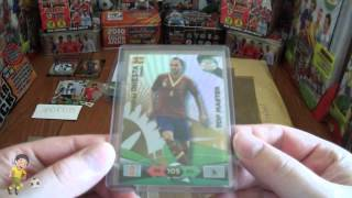 getlinkyoutube.com-EPIC TRIPLE MAILDAY!!! Top Masters + Limited Editions GALORE!!! Adrenalyn XL panini