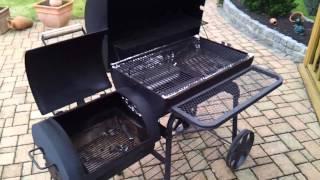 getlinkyoutube.com-Der BBQ Smoker Eine kurze Einleitung der Funktion