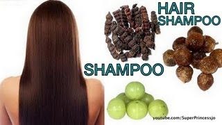 getlinkyoutube.com-How To Make Homemade Shampoo | Hair Growth Treatment for Healthy Shiny Hair | SuperPrincessjo
